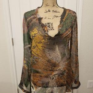 Tysa blouse sz S